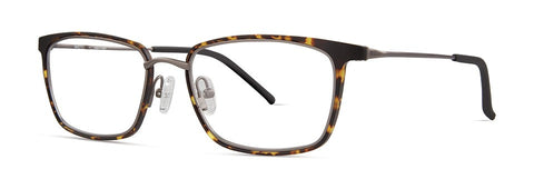 Red Rose - Lennox Tortoise Eyeglasses / Demo Lenses
