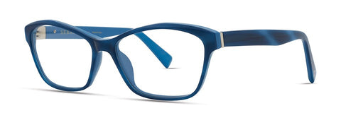 Seraphin - Summers Tropical Blue Eyeglasses / Demo Lenses