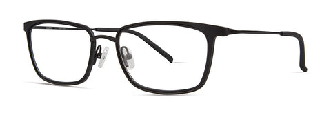Red Rose - Lennox Black Eyeglasses / Demo Lenses
