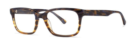 OGI - 9226 Blue Honey Stratum Eyeglasses / Demo Lenses