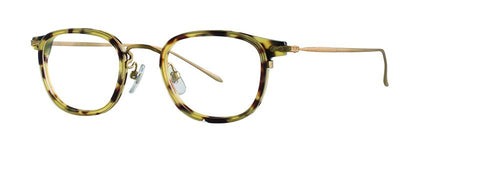 Seraphin - Chapman Gold Honey Tortoise Eyeglasses / Demo Lenses
