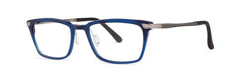 Red Rose - Thorpe Marina Blue Eyeglasses / Demo Lenses