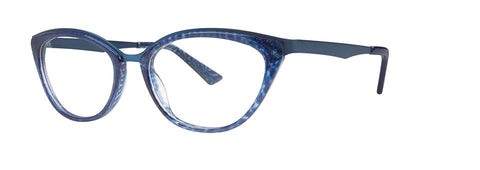 OGI - 9232 Blue Mystic Eyeglasses / Demo Lenses