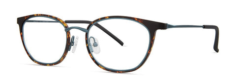 Red Rose - Sawyer Tortoise Eyeglasses / Demo Lenses
