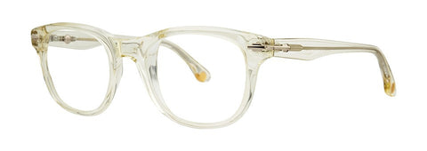 Bon Vivant - Roland Antique Crystal Eyeglasses / Demo Lenses