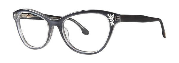 Bon Vivant - Annette Highland Grey Eyeglasses / Demo Lenses