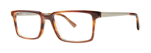 OGI - 9248 Brown Demi Eyeglasses / Demo Lenses