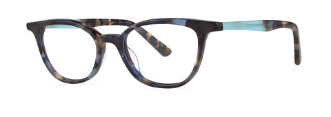 OGI - 7162 Blue Raspberry Pearl Eyeglasses / Demo Lenses