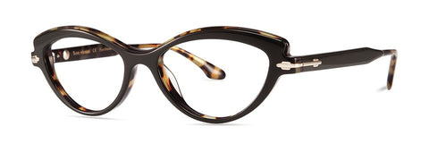 Bon Vivant - Celeste Dark Green Demi Eyeglasses / Demo Lenses