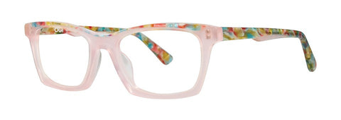OGI - 9244 Ballet Blush Eyeglasses / Demo Lenses