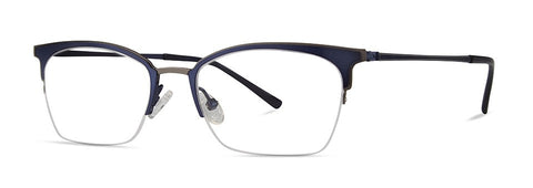 Red Rose - Sutter Atlantic Blue Eyeglasses / Demo Lenses