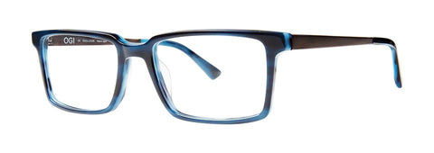 OGI - 9248 Blue Demi Eyeglasses / Demo Lenses