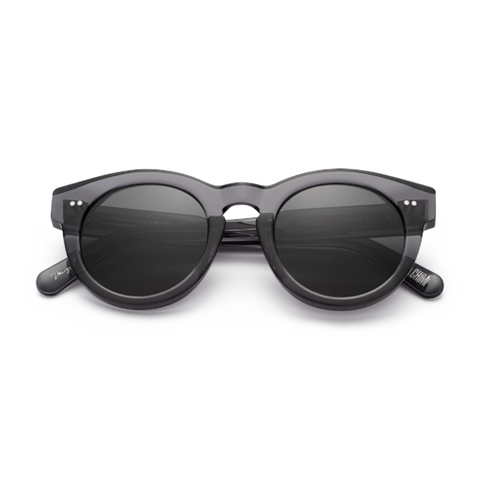CHiMi - #003 47mm Ginger Sunglasses / Black Lenses