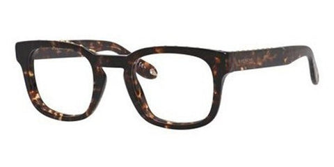 Givenchy - Gv 0006 Havana Eyeglasses / Demo Lenses