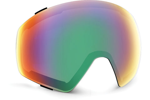 VonZipper - Jetpack Wildlife Chrome Snow Goggle Replacement Lens