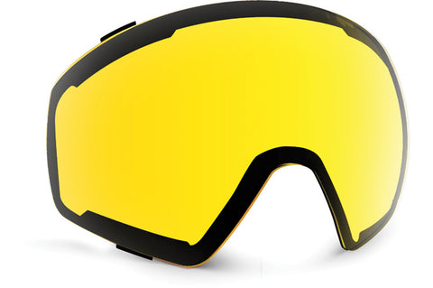 VonZipper - Encore Wild Yellow Snow Goggle Replacement Lens
