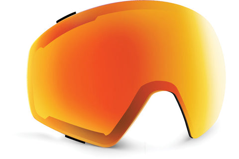 VonZipper - Skylab Wildlife Fire Chrome Snow Goggle Replacement Lens