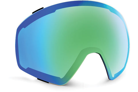 VonZipper - Skylab Wildlife Quasar Chrome Snow Goggle Replacement Lens