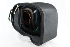 VonZipper Black Slim Fit Goggle Case