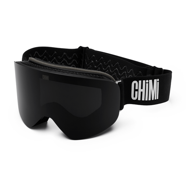CHiMi - Ski Berry Snow Goggles / Black Lenses