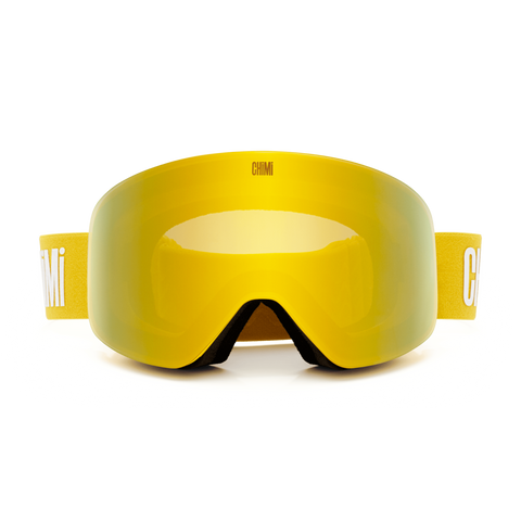 CHiMi - Ski Mango Snow Goggles / Yellow Lenses