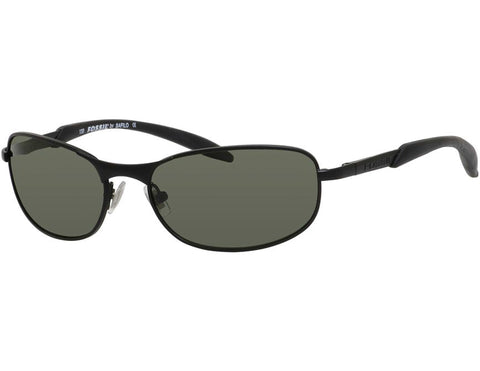 Fossil - 3047  Semi Matte Ruthenium  Sunglasses / Gray Gradient Lenses