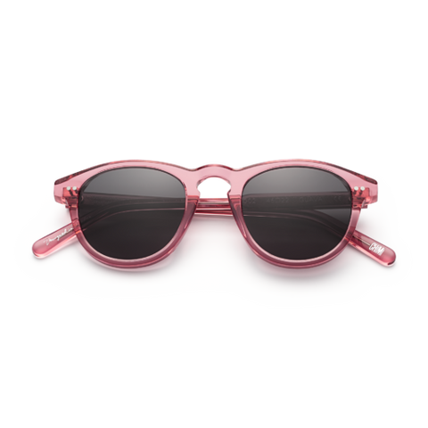 CHiMi - #002 47mm Guava Sunglasses / Black Lenses