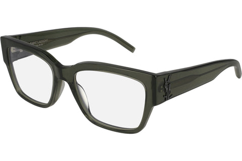 Saint Laurent - SL M20 54mm Green Eyeglasses / Demo Lenses