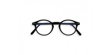 Izipizi - #H Black Eyeglasses / Screen Blue Light Lenses