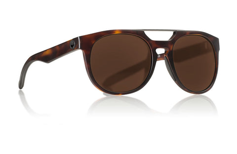 Dragon - Proflect Matte Tortoise Sunglasses / Brown Performance Polarized Lenses