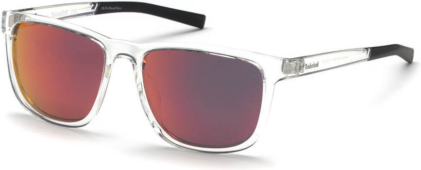6e45fbd7fb Timberland - TB9162 Crystal Sunglasses / Smoke Polarized Lenses – New York  Glass