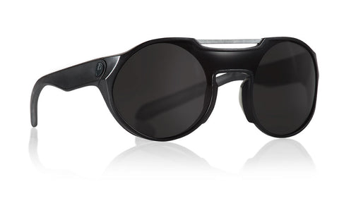 Dragon - Deadball Matte Black Sunglasses / Smoke Lenses