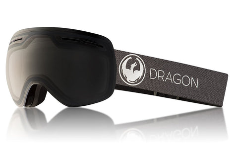 Dragon - X1s Echo Snow Goggles / Transitions Clear Lenses