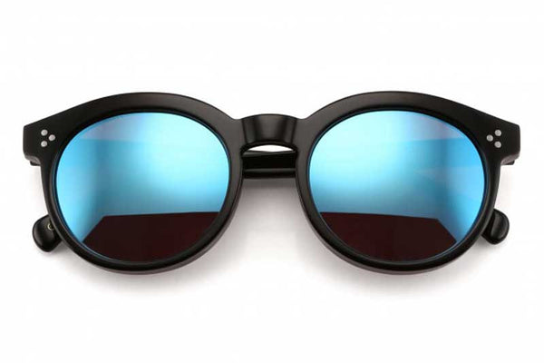 Wildfox - Harper Deluxe Black Sunglasses