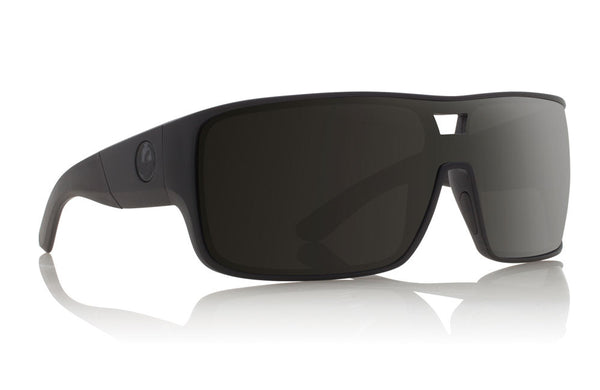 Dragon - Hex Matte Black / Grey Sunglasses