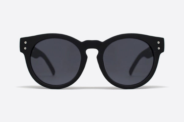 Quay High Emotion Black Sunglasses