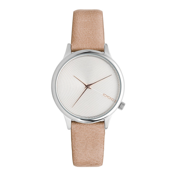 Komono - Estelle Deco Nude Watch