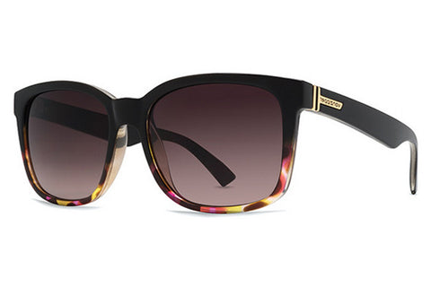 VonZipper - Howl Brown Fade Raspberry BFR Sunglasses, Gradient Lenses