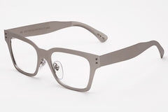 Super - America Optical Silber Rx Glasses