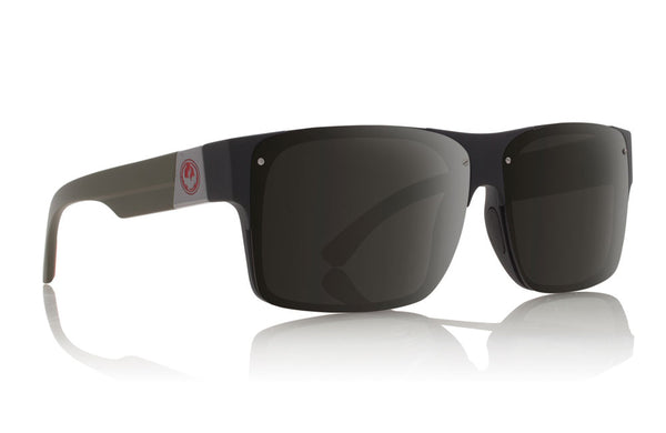 Dragon - Reverb Matte Utility Green / Grey Sunglasses