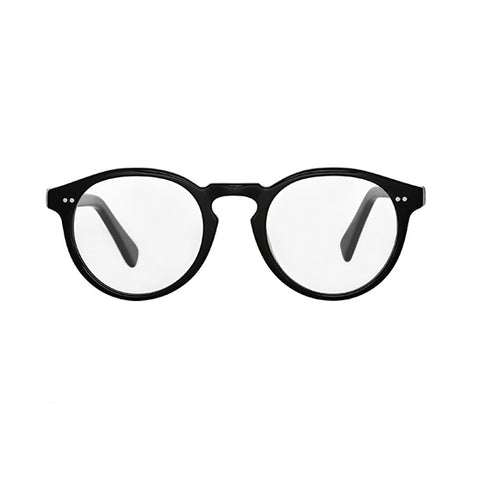 Spektre - Gray Black Sunglasses / Clear Lenses