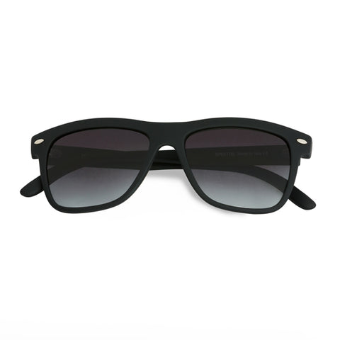 Spektre - NESA Black Sunglasses / Gradient Smoke Lenses
