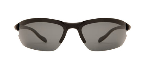 Native - Dash XP Matte Black Sunglasses, Gray Lenses