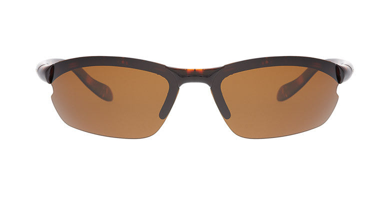 Native - Dash XP Maple Tort Sunglasses, Brown Lenses