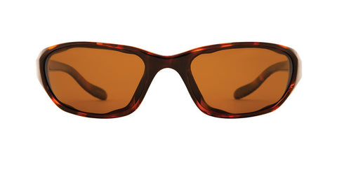 Native - Throttle Maple Tort Sunglasses,  Brown Lenses