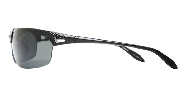 79b744248e4 ... Native - Vigor Gloss Black Sunglasses