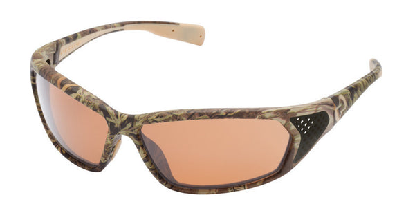 Native - Andes Realtree MAX-1 Camo Sunglasses, Polarized Brown Lenses