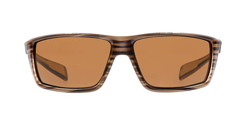 Native - Sidecar Wood Sunglasses,  Brown Lenses