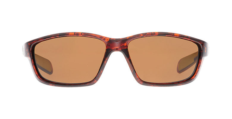 Native - Kodiak Maple Tort Sunglasses, Brown Lenses