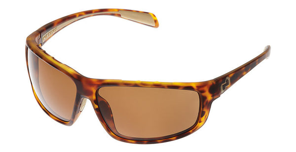 Native - Bigfork Desert Tortoise Sunglasses,  Brown Lenses